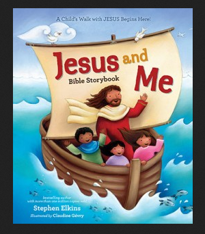Jesus and Me Bible Story Book