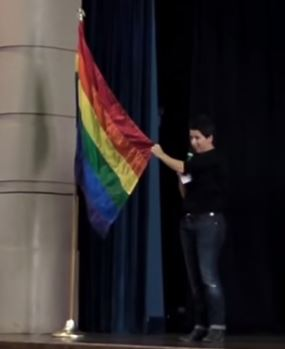 Gay pride assembly 1