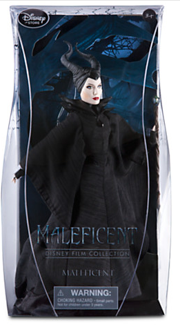 Disney's Maleficent doll for $34.99 is already sold out and on backorder