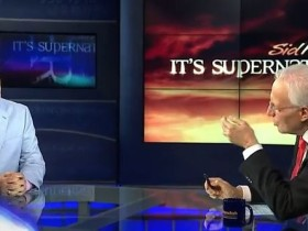 "James Goll interviewed by Sid Roth on ""It's Supernatural"" July 6 2014"