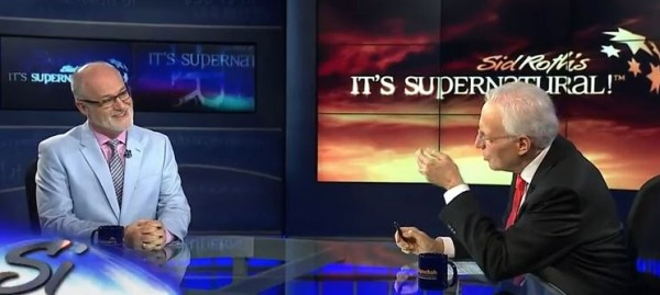 James Goll interviewed by Sid Roth on