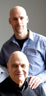 Bart Campolo and his father Tony (via Red Letter Christians)