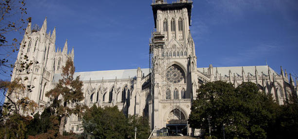 National Cathedral courtesy NBC News