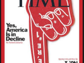 Time Magazine America in Decline