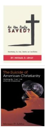 The Suicide of American Christianity