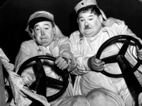 Laurel and Hardy free photo
