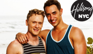 Josh Canfield and Reed Kelly, billed as the Broadway Boyfriends, will marry in 2016. Both are Hillsong choir singers. Canfield is the choir director.