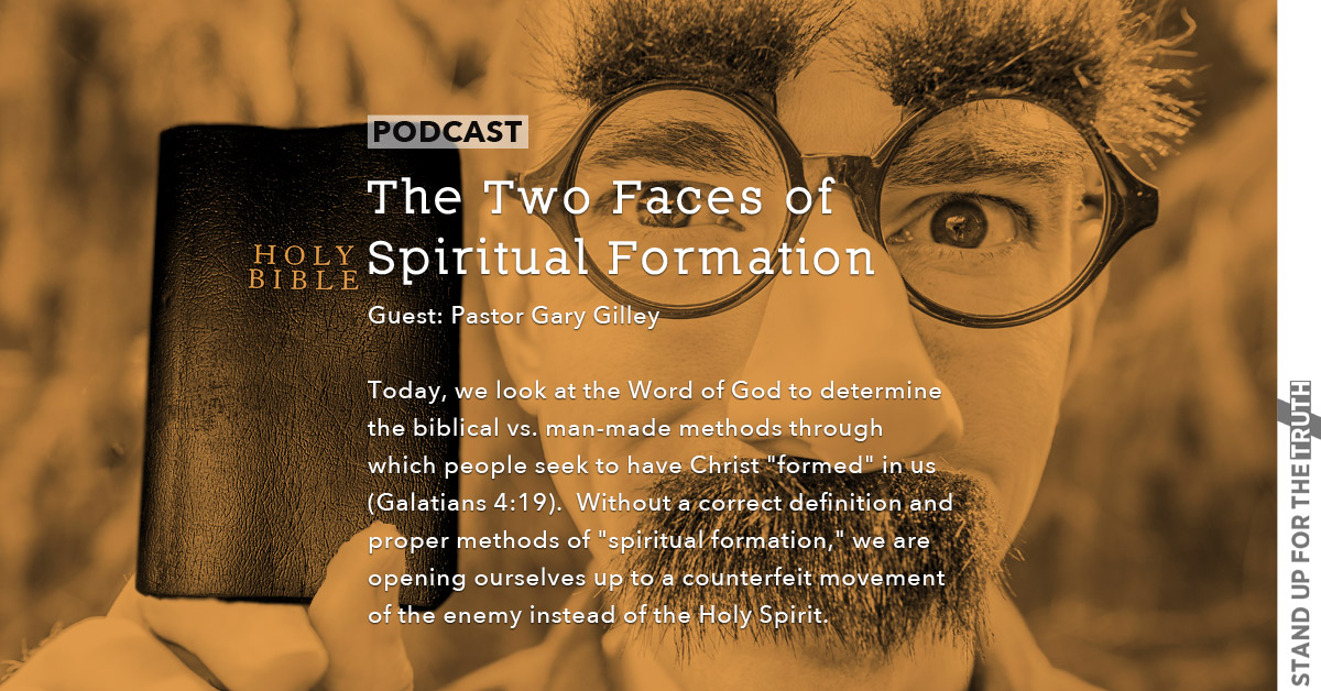 The Two Faces of Spiritual Formation