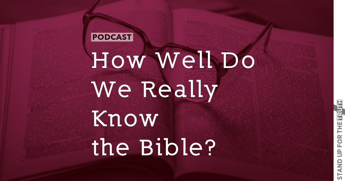 How Well Do We Really Know the Bible?