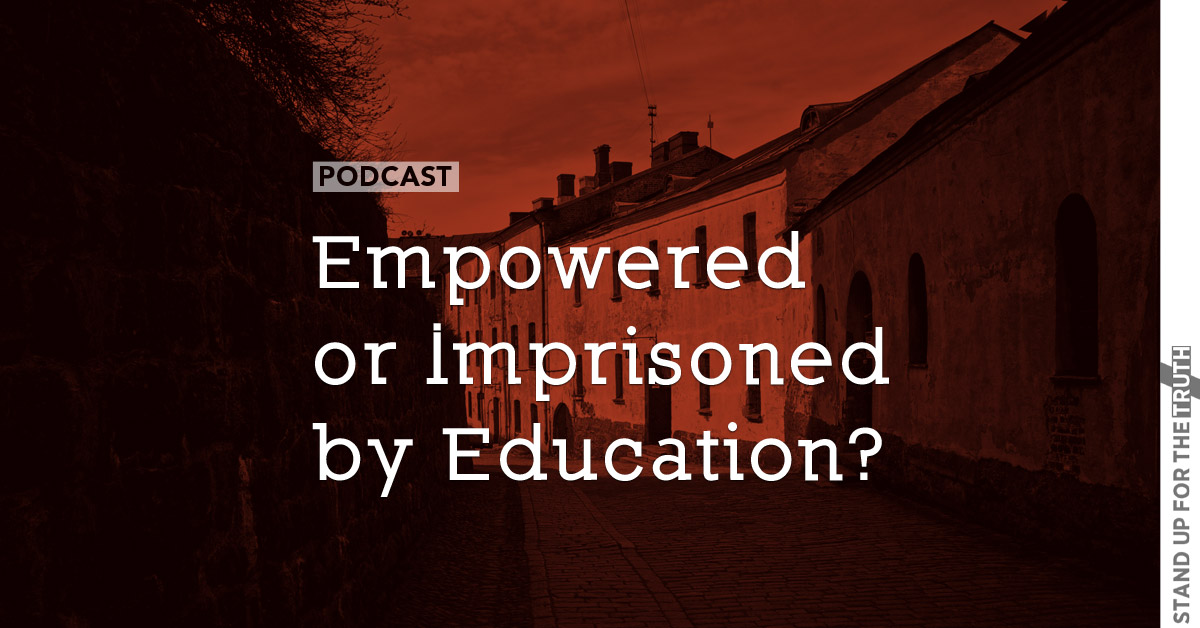 Empowered or Imprisoned by Education?