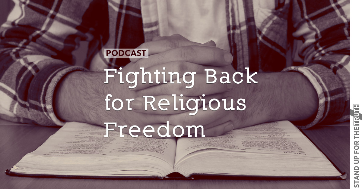 Fighting Back for Religious Freedom