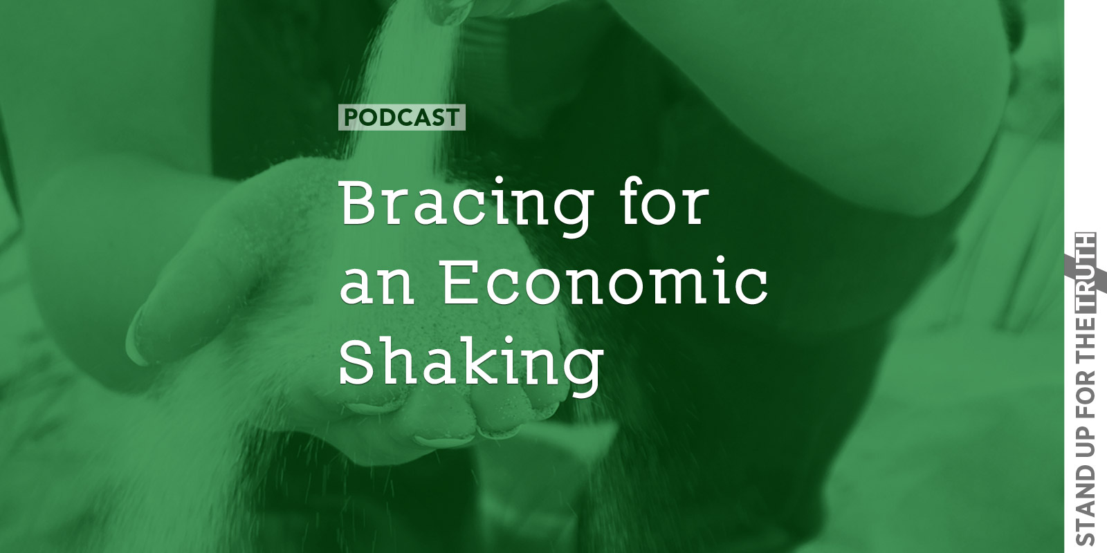 Bracing for an Economic Shaking