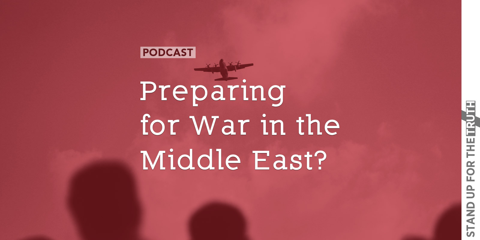 Preparing for War in the Middle East?