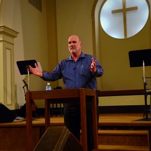Recently speaking at a Sunday service in Appleton, WI
