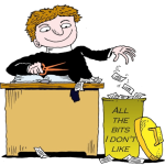 picking and choosing