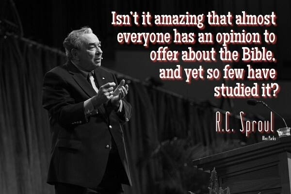 RC Sproul Quote