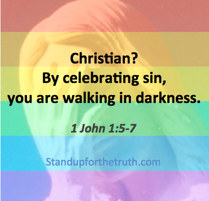 Facebook is helping users - colorize their profile pictures to celebrate Gay Pride. Many professed Christians are joining in.