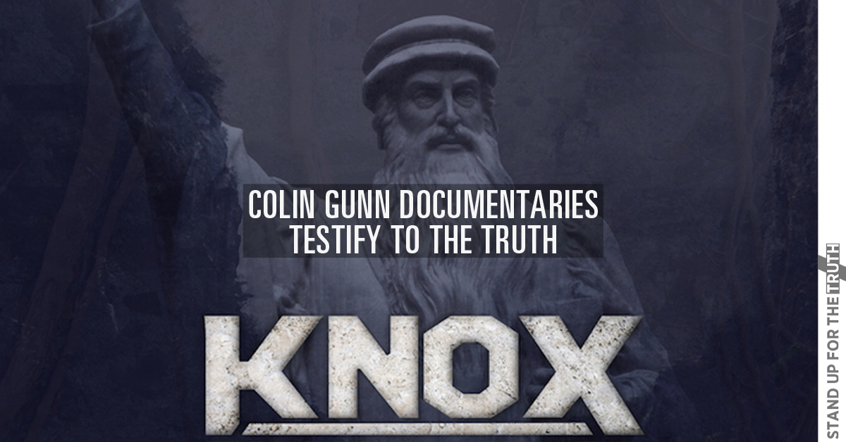 Colin Gunn Documentaries Testify to the Truth