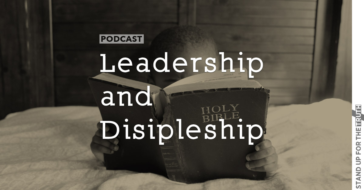 Leadership and Discipleship