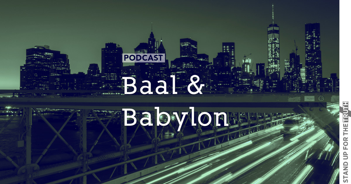 Baal and Babylon