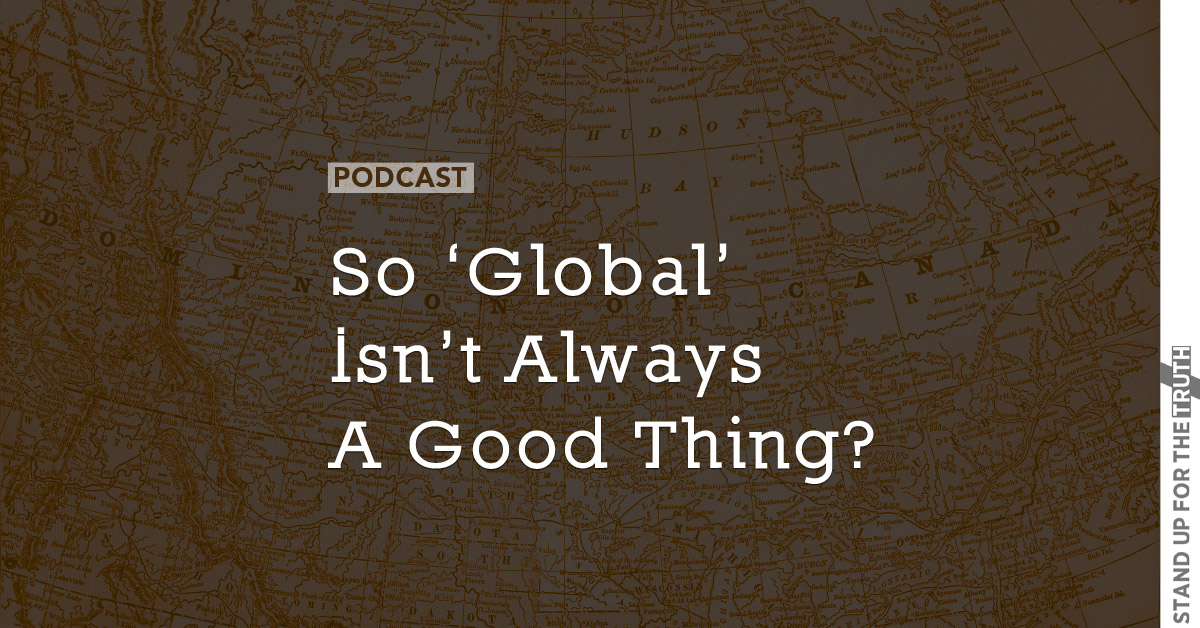 So 'Global' Isn't Always A Good Thing?