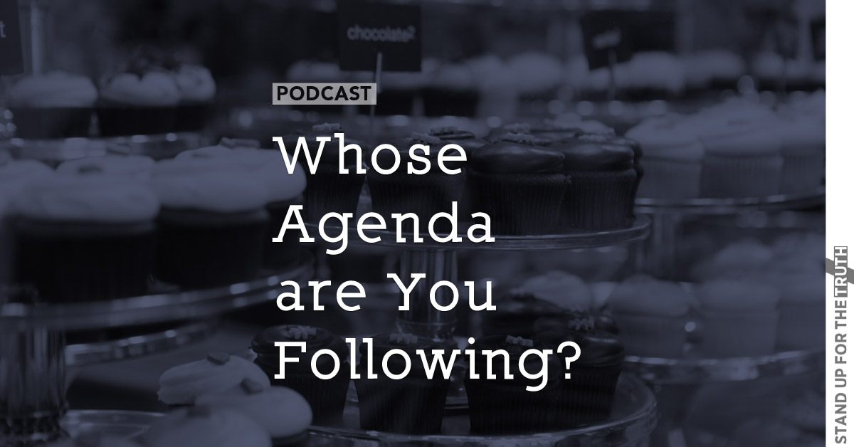 Whose Agenda are You Following?
