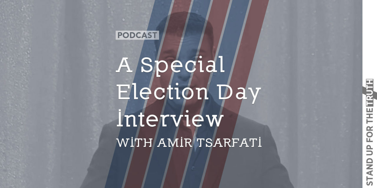 Special Election Day Interview with Amir Tsarfati