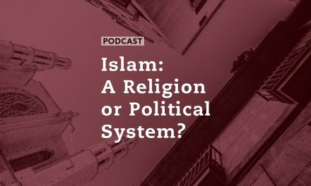 Islam: A Religion or Political System?