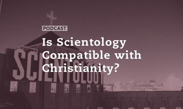 Is Scientology Compatible with Christianity?