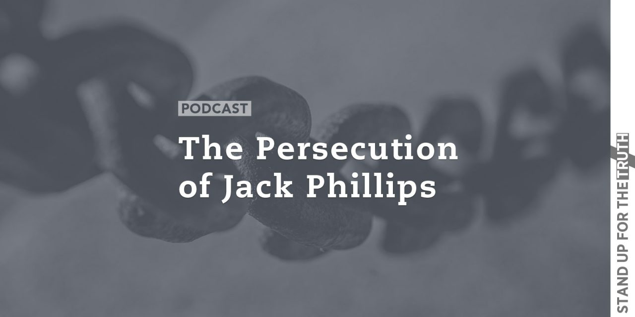 The Persecution of Jack Phillips