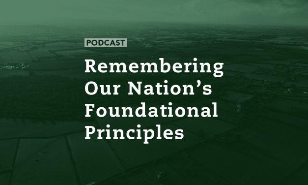 Remembering our Nation's Foundational Principles
