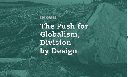 The Push for Globalism, Division by Design