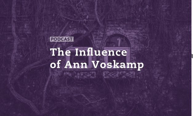 The Influence of Ann Voskamp