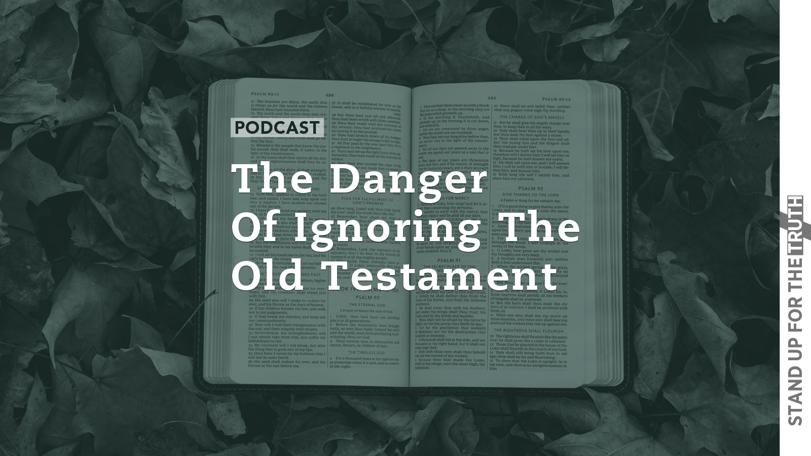 truthfulness of the old testament The historicity of the bible is the question of the bible's acceptability as a history, in the words of thomas l thompson, a scholar who has written widely on this topic as it relates to the old testament this can be extended to the question of the christian new testament as an accurate record of the historical jesus and the.