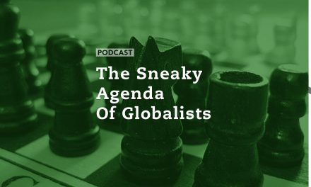 The Sneaky Agenda of Globalists
