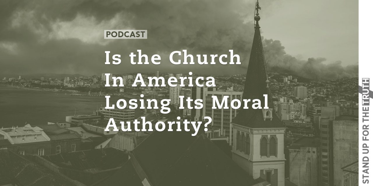 Is The Church In America Losing Its Moral Authority?