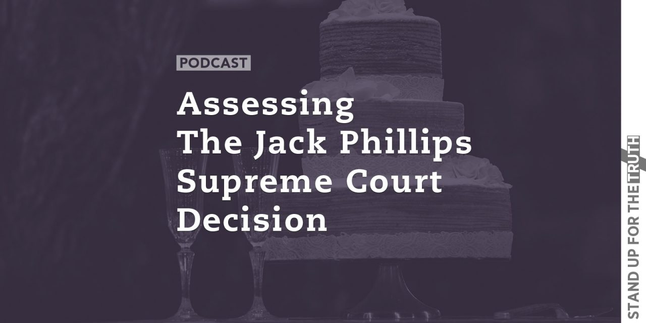 Assessing The Jack Phillips Supreme Court Decision