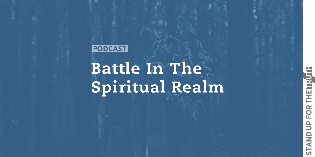 Battle in the Spiritual Realm