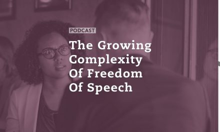 The Growing Complexity of Freedom of Speech