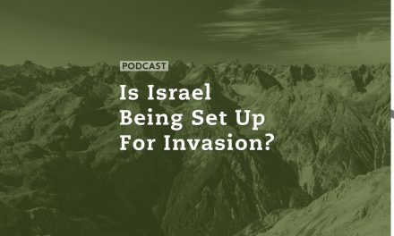 Is Israel Being Set Up for Invasion?