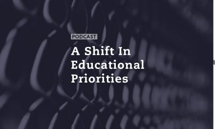 A Shift in Educational Priorities
