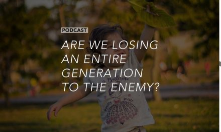 Are We Losing an Entire Generation to the Enemy?