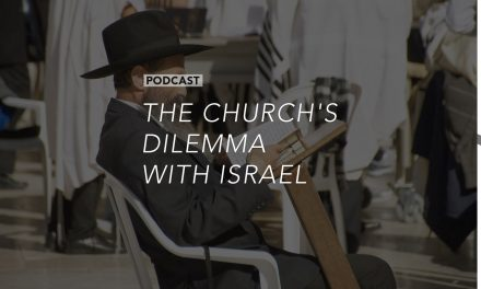 The Church's Dilemma with Israel