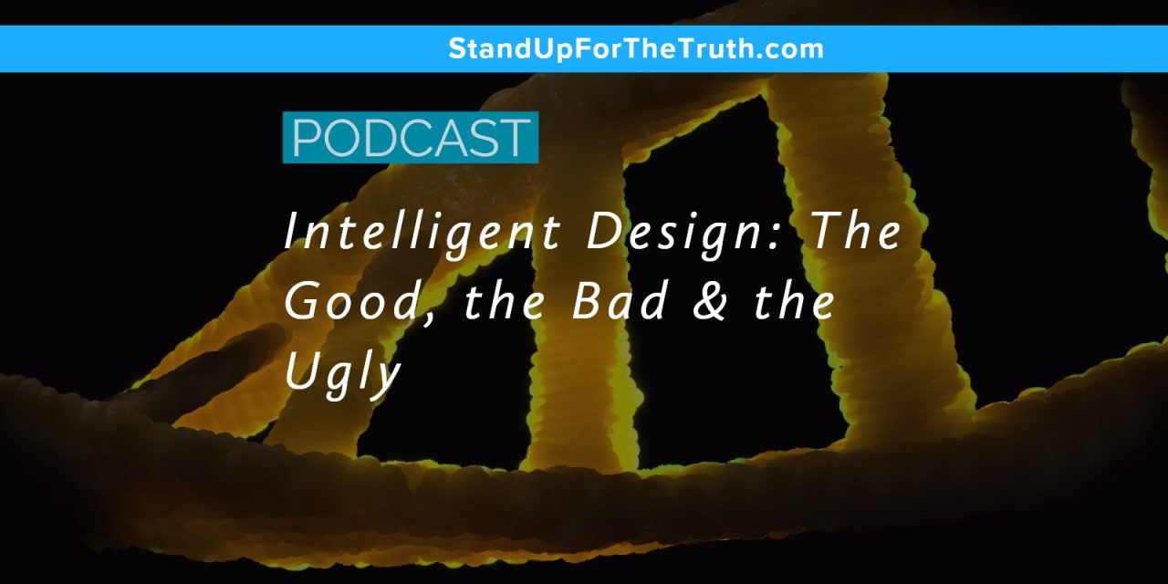 Intelligent Design: The Good, the Bad & the Ugly