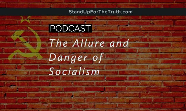 The Allure and Danger of Socialism