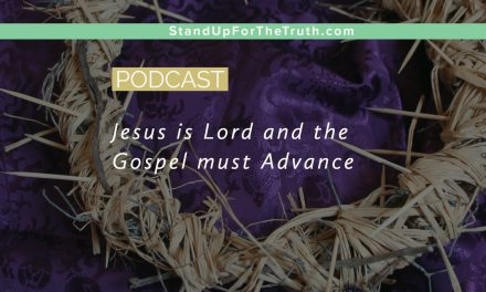 After Easter: Jesus is Lord and the Gospel must Advance