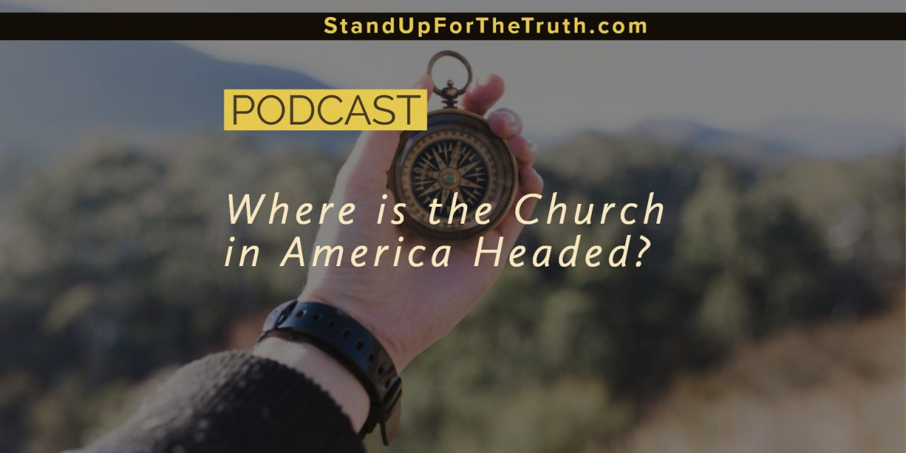 Where is the Church Headed? in America