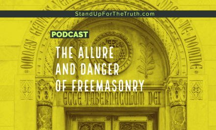 The Allure and Danger of Freemasonry