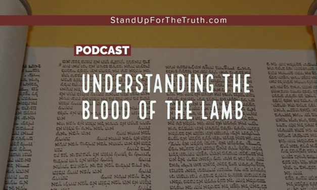 Understanding the Blood of the Lamb