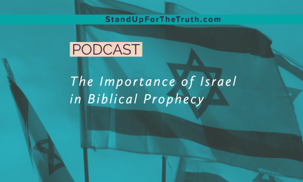 The Importance of Israel in Biblical Prophecy